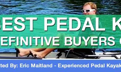 Pedal Kayak Ultimate Guide 2017