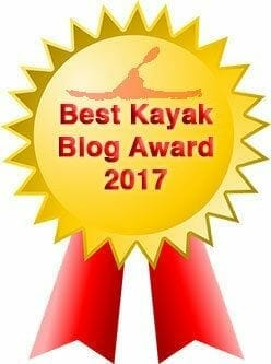 kayak blog award