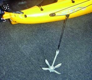 kayak anchor