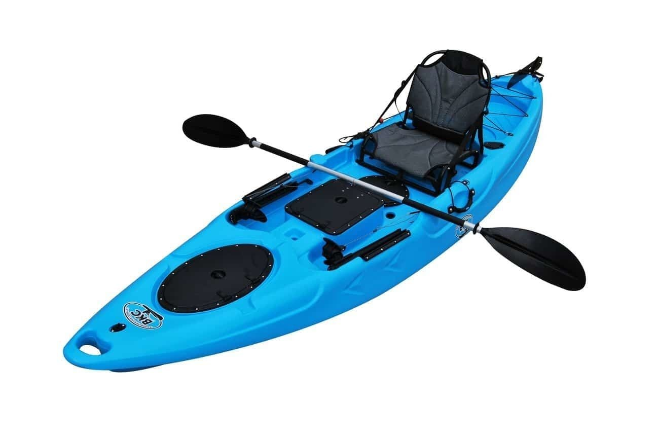 Top 11+ Best Fishing Kayak of 2019 (BKC, Hobie, Perception)