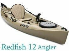 Heritage Kayaks Redfish 12 Fishing Kayak Review