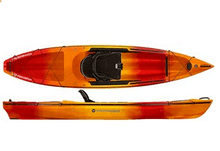 Wilderness Systems Commander 120 Fishing Kayak Review