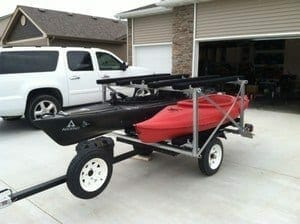 Kayak-Trailer