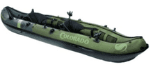 Coleman Colorado Fishing Tandem Kayak Review