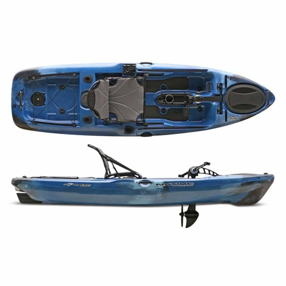 Native Watercraft Slayer 10 Propel Kayak blue lagoon 2016