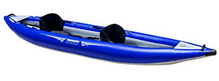 Klickitat Two HB Inflatable Kayak Review