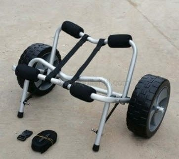kayak cart wheels